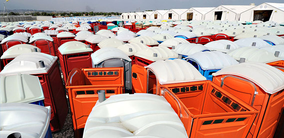 Champion Portable Toilets in National City, CA